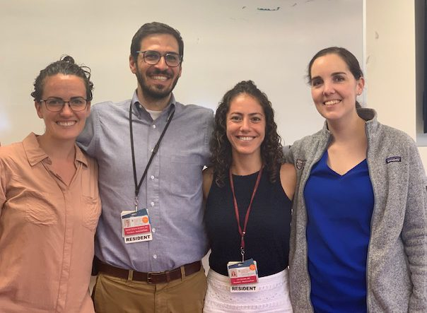 2019-2020 Med-Peds Chief Residents